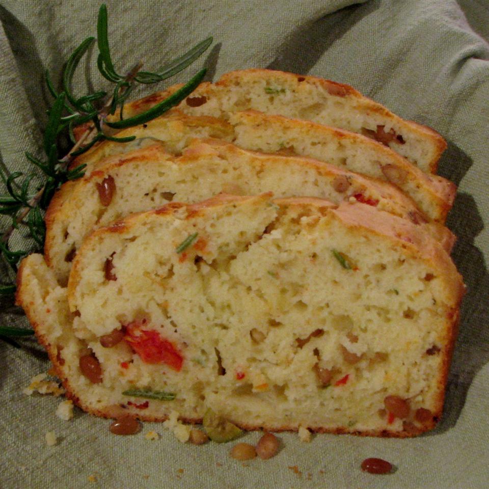 Tomato Bread II Amy Toebbe Fuller