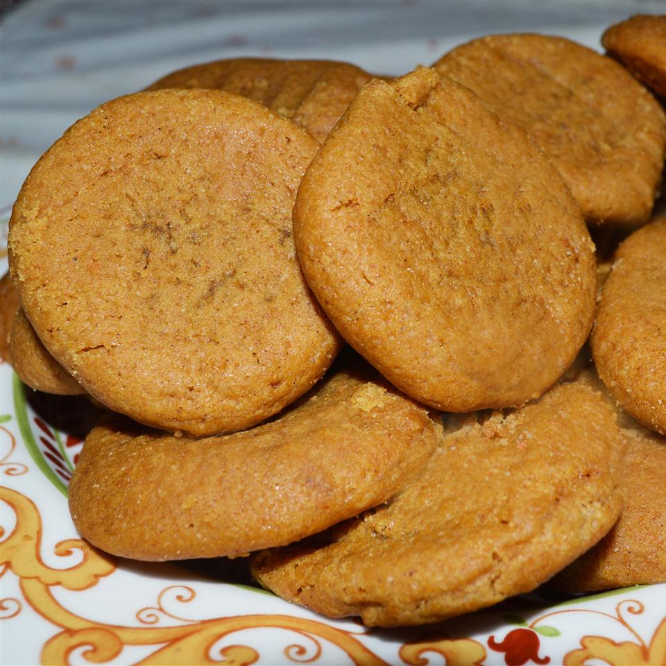 Chewy Gingersnaps Stacey