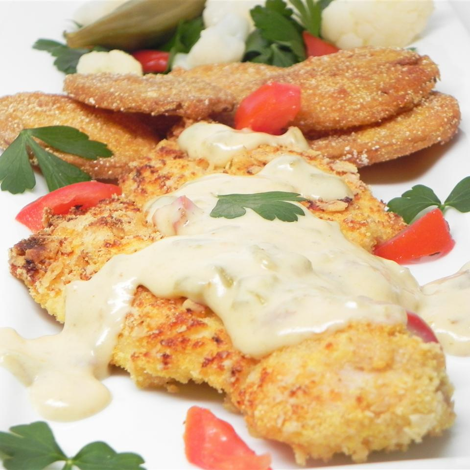 Queso Catfish