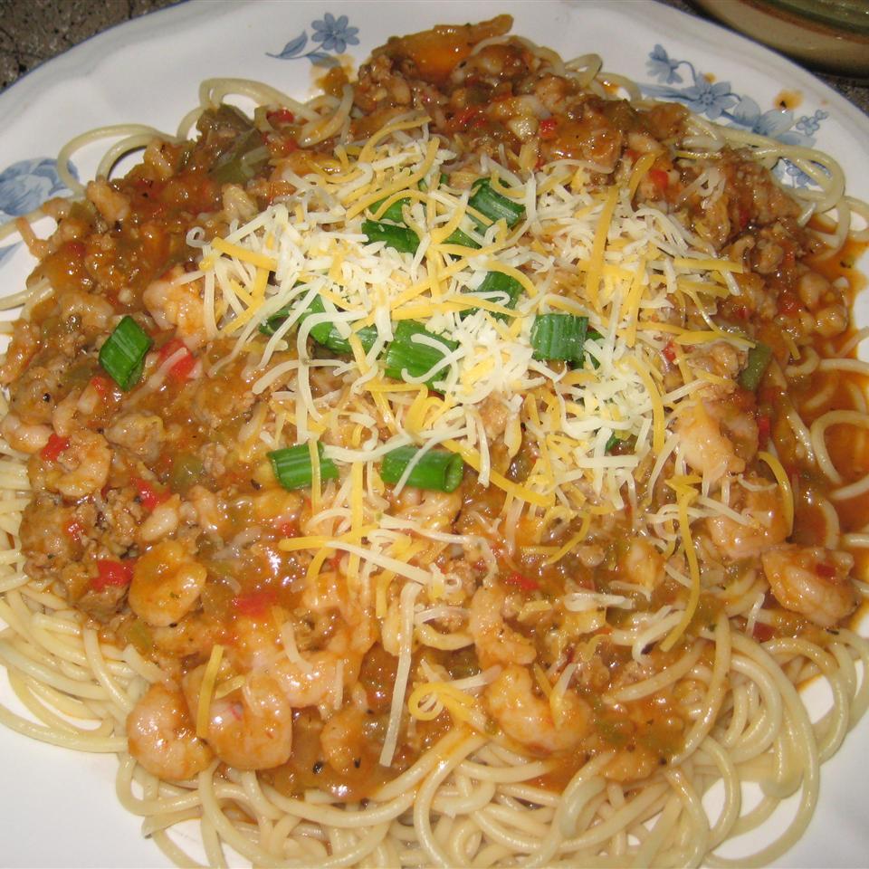 Cajun Spaghetti SDG All Day