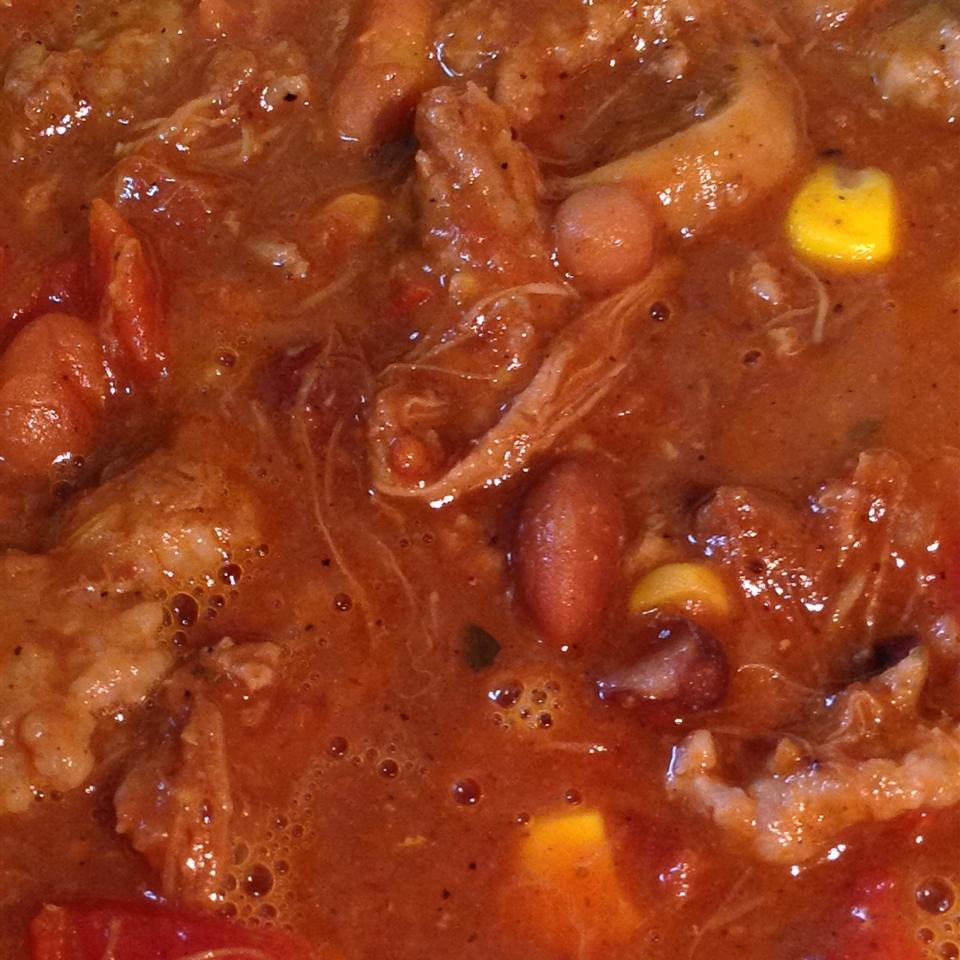 Chili With Pulled Beef & Pork for a Crowd Ben S.
