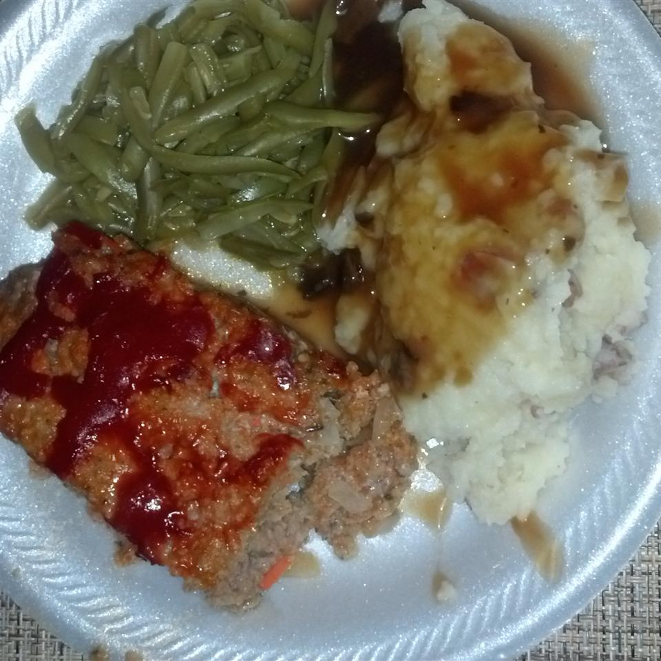 Yummy Veal Meat Loaf Mike&Renee
