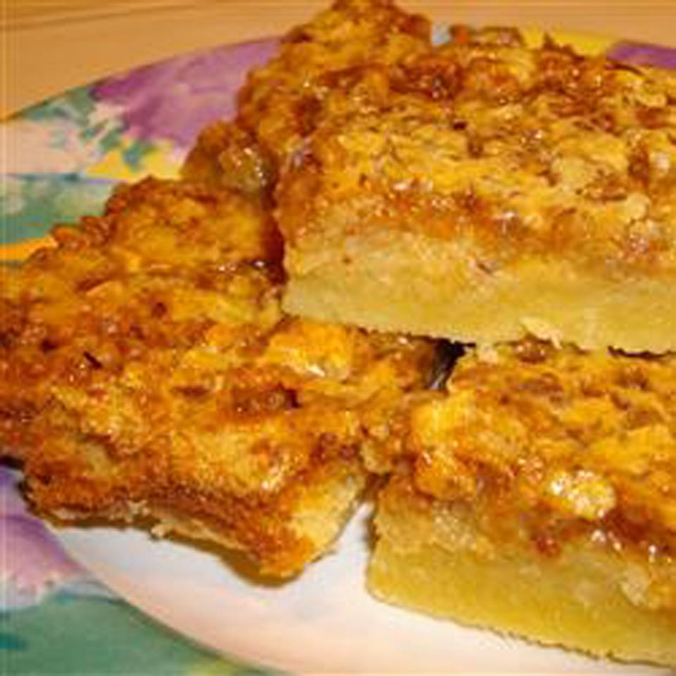Best Ever Pecan Pie Bars EJLasko