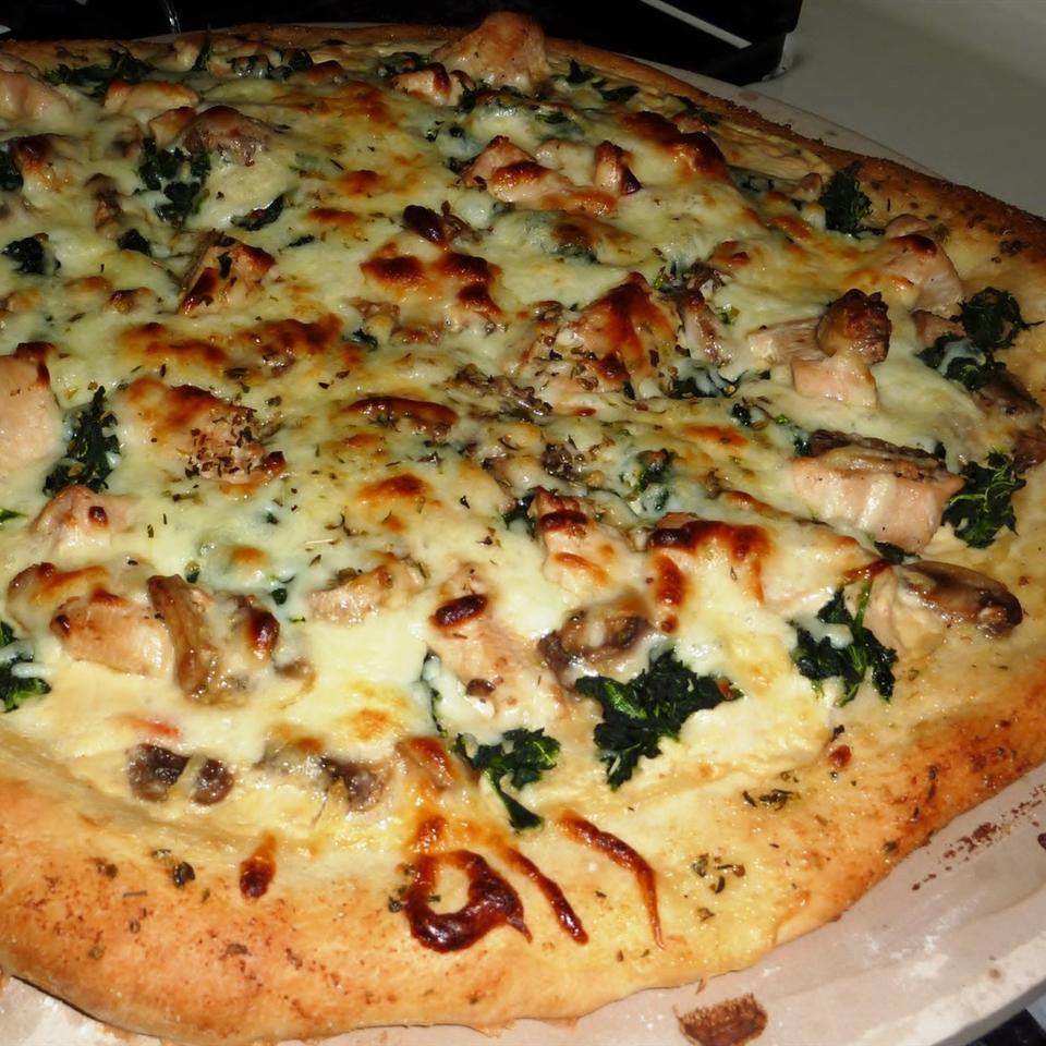 Thanksgiving Leftover Pizza coldstar37