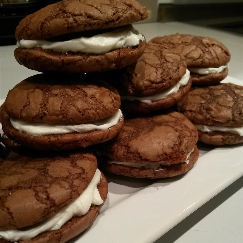 Easy Brownie Mix Cookies TrudyBear