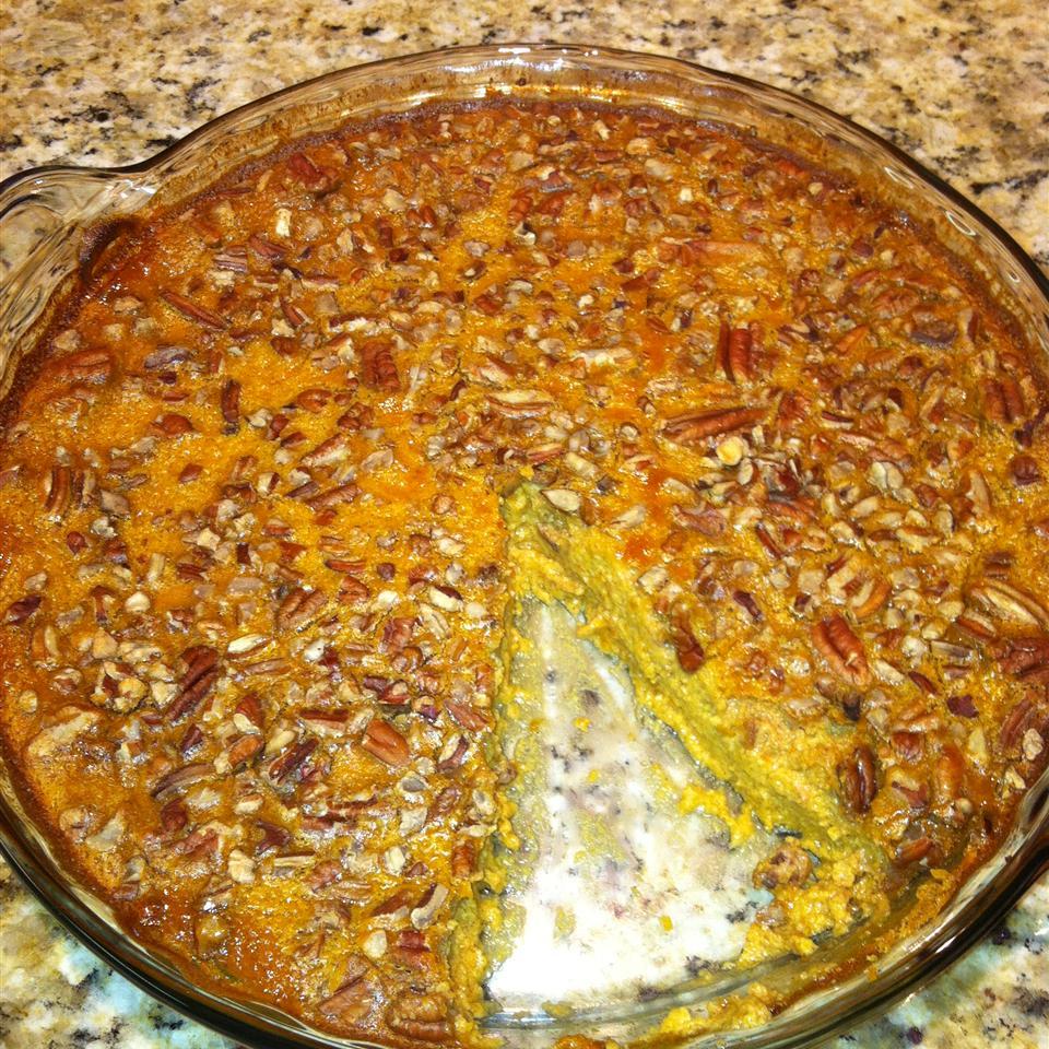 Gluten Free Crustless Pumpkin Pie rcchaos