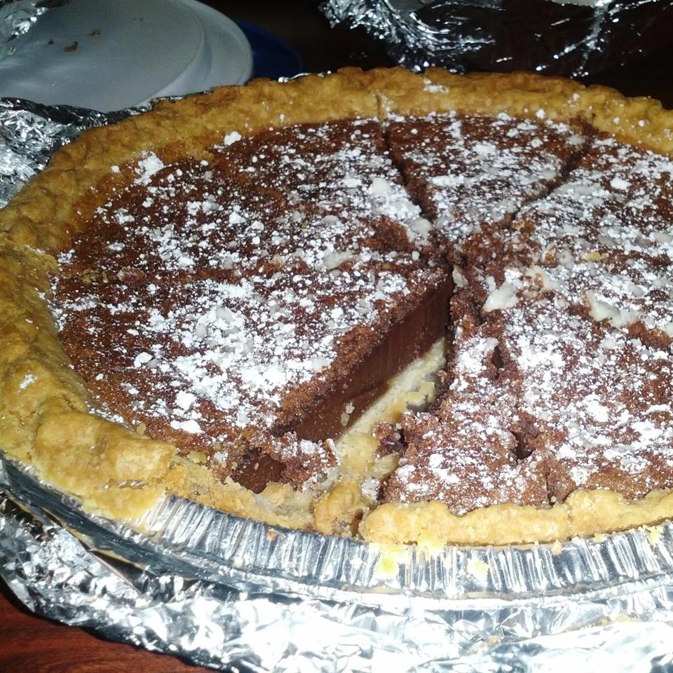 Chocolate Chess Pie II KYMEEC70