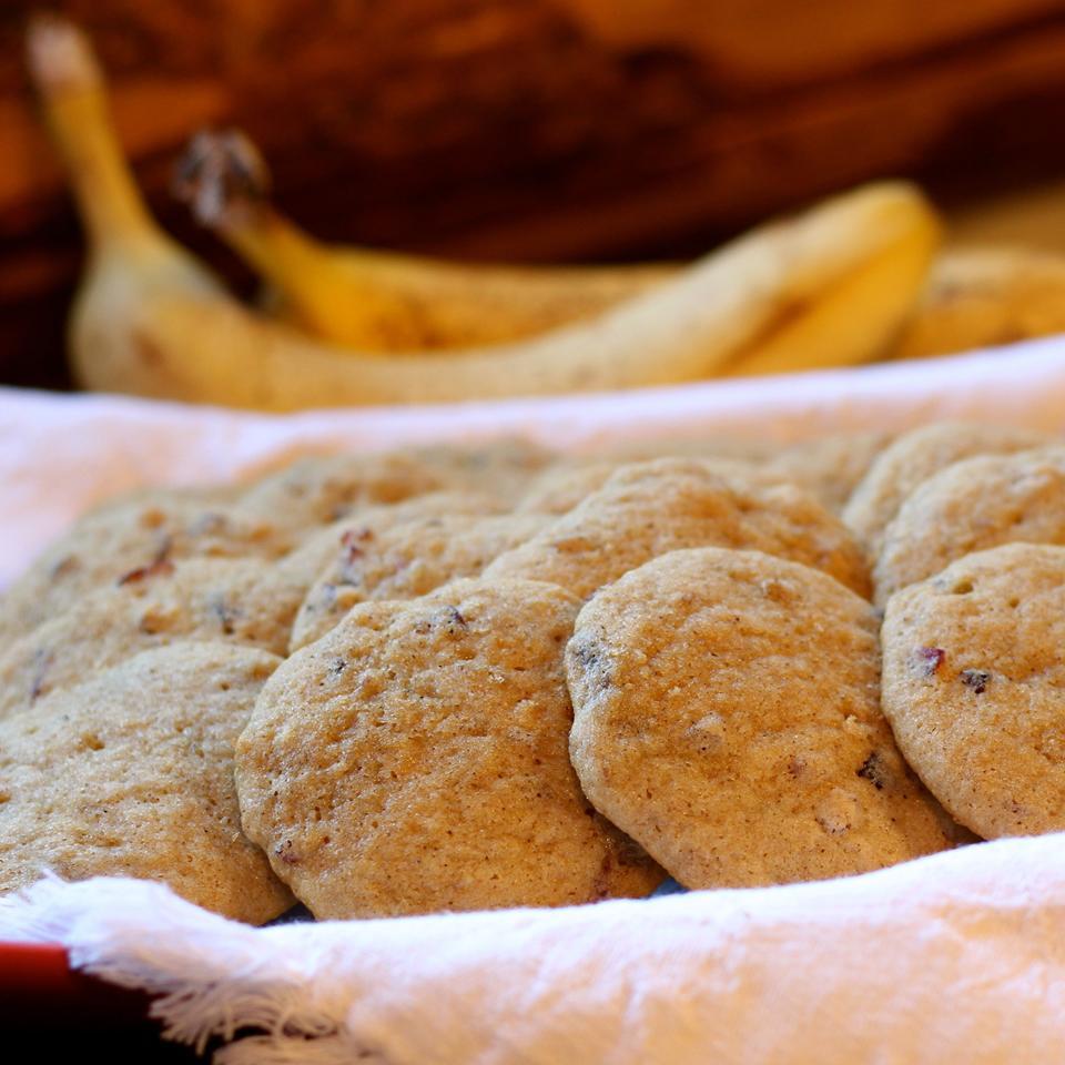 Banana Cake Cookies Cynthia LaFourcade