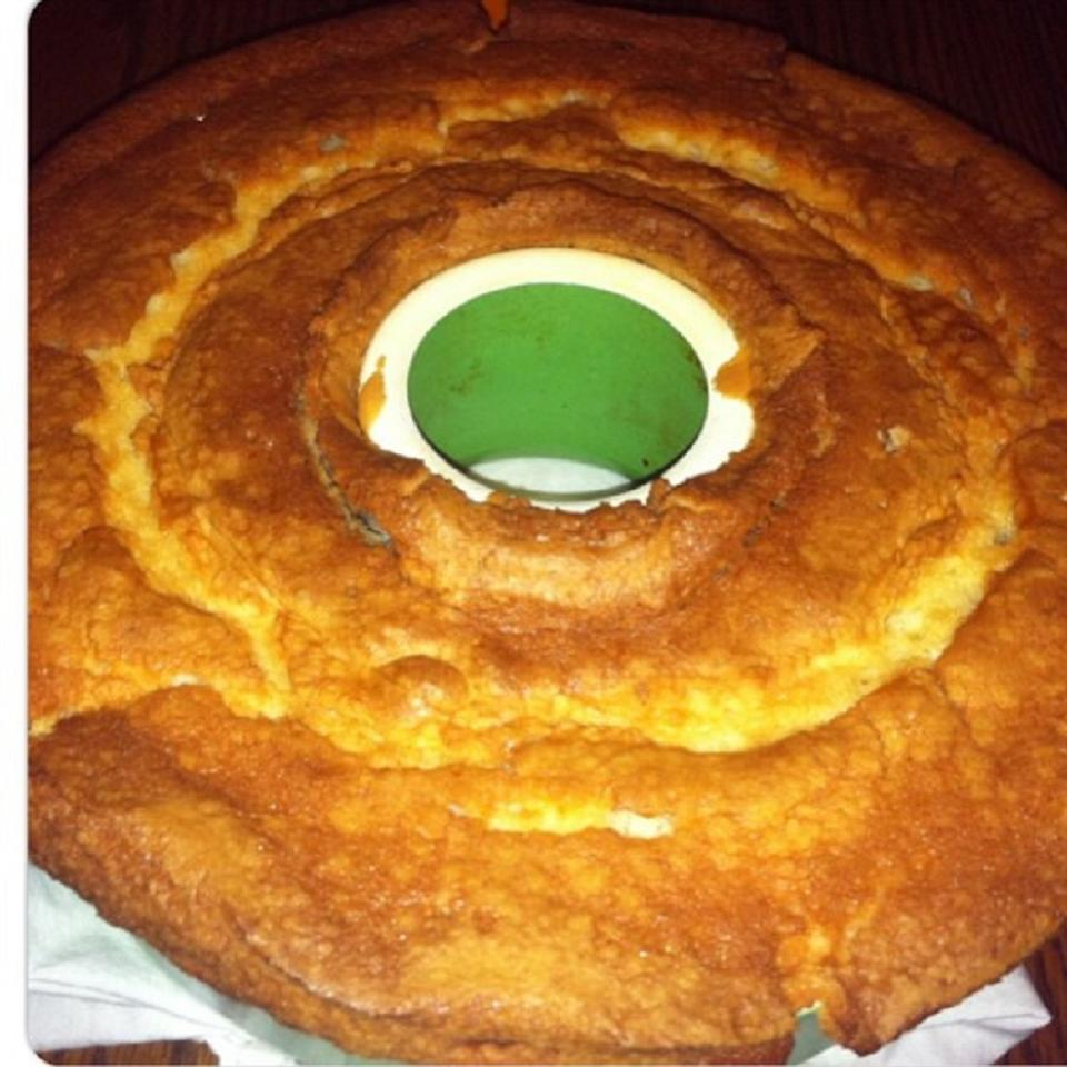 Whipping Cream Pound Cake positiveenergee