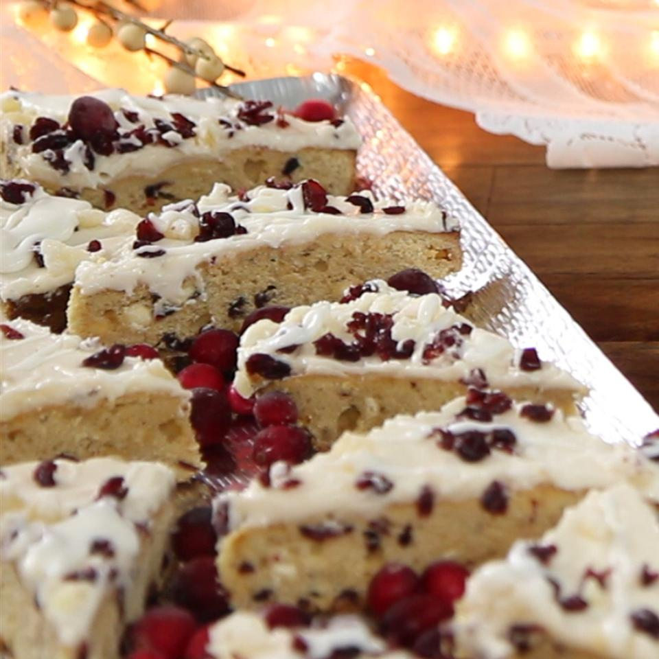 Clone of a Cranberry Bliss Bar The Gruntled Gourmand