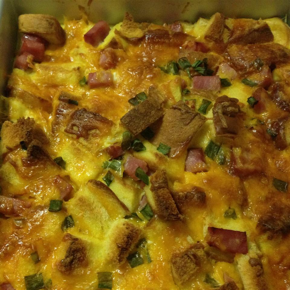 Baked Brunch Omelet
