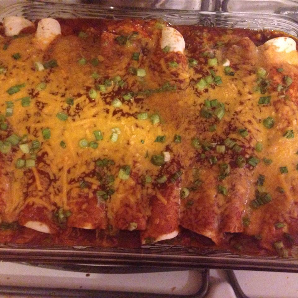 Beef Enchiladas I tboxie77