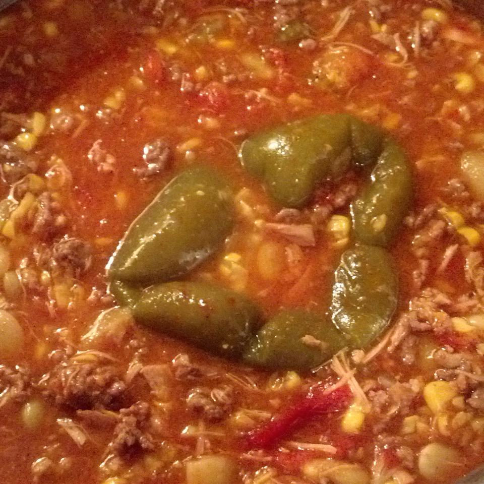 Get a Husband Brunswick Stew Stringer