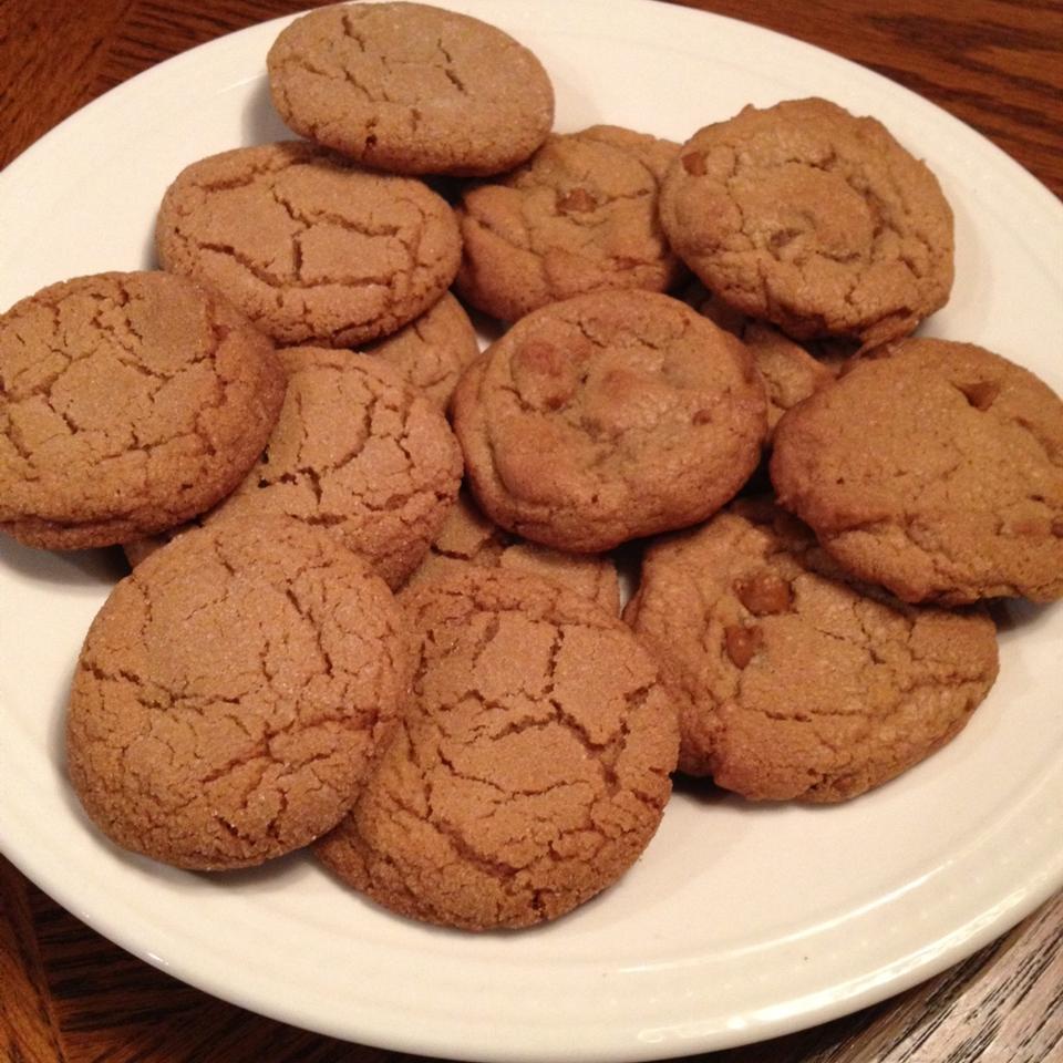 Biscoff®-Inspired Cinnamon Chip Cookies