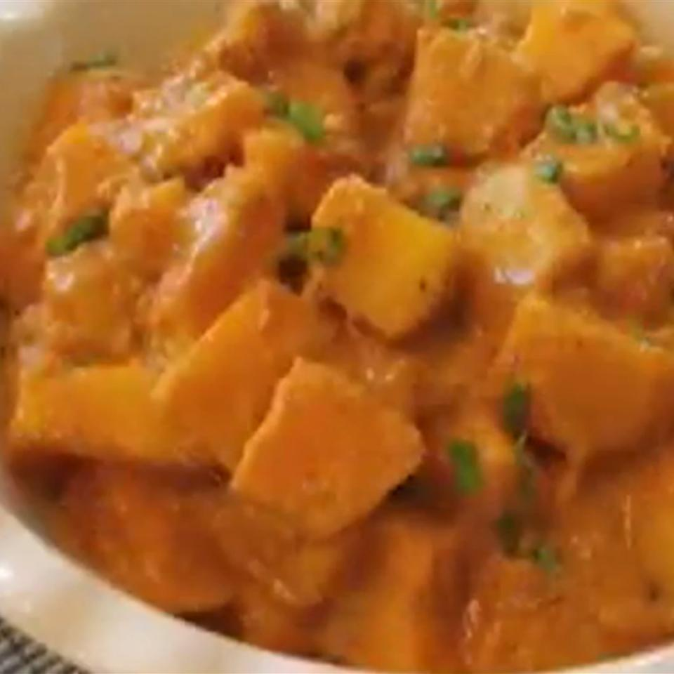 Red Curry Butternut Squash Chef John