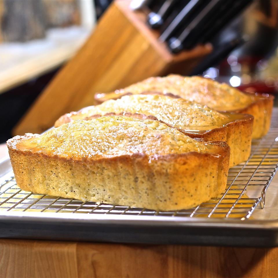 Orange-Almond Poppy Seed Bread Cynthia LaFourcade