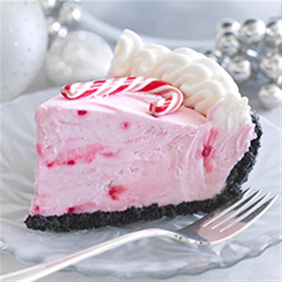 Edy's Peppermint Pie