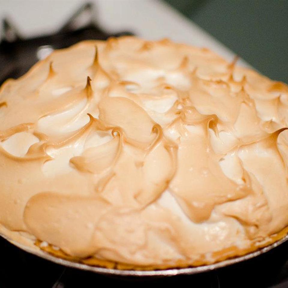 Mum-Mum's Butterscotch Pie kuppykake
