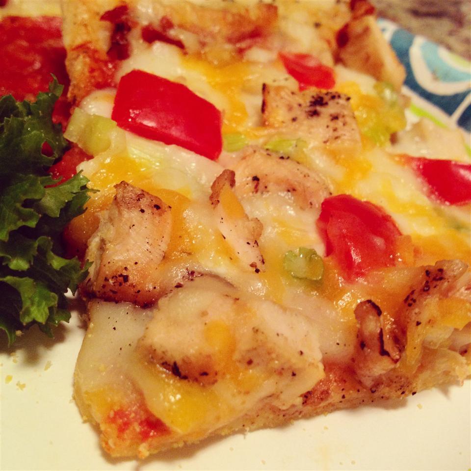 Brick-Oven Pizza (Brooklyn Style)