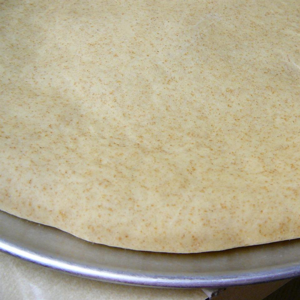 Whole Wheat Pizza Dough Secret Family Recipe