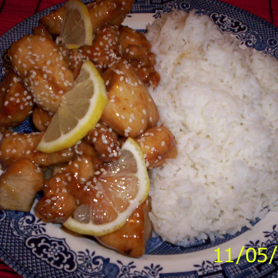 Lemon Chicken II
