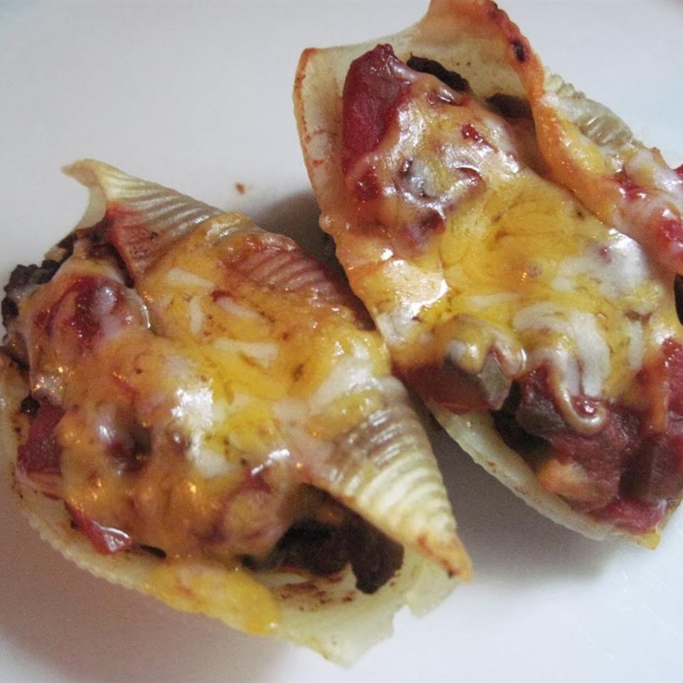 Taco Stuffed Shells soapscrubs