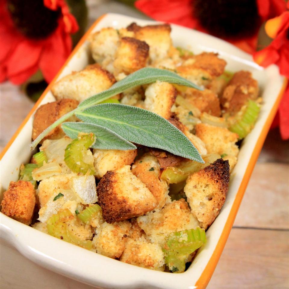 Gluten Free Thanksgiving Stuffing