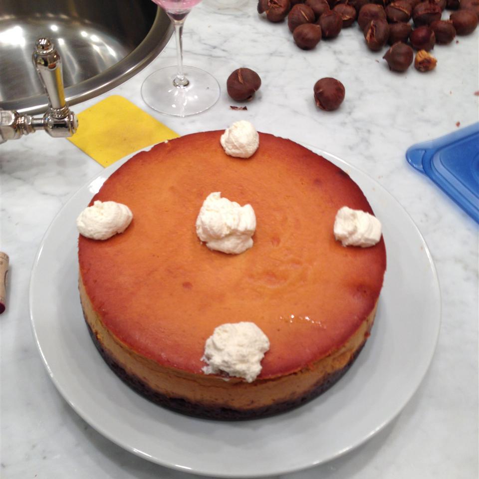 How to Make Pumpkin Cheesecake nyc_runnergirl