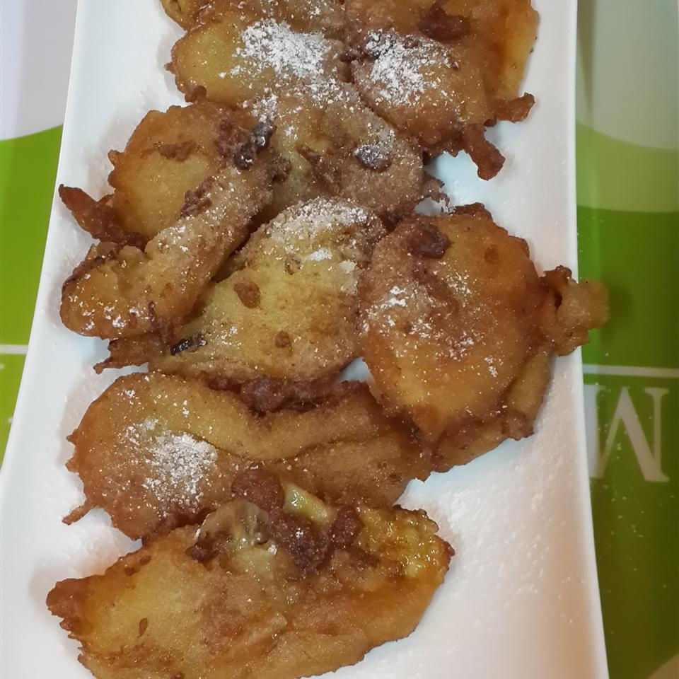 Easy Banana Fritters afshankhan