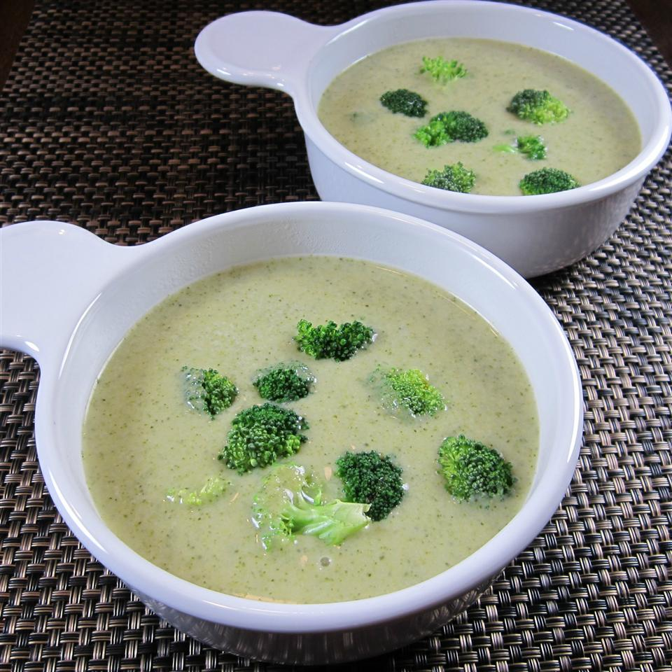 Creamy Broccoli Soup Deb C