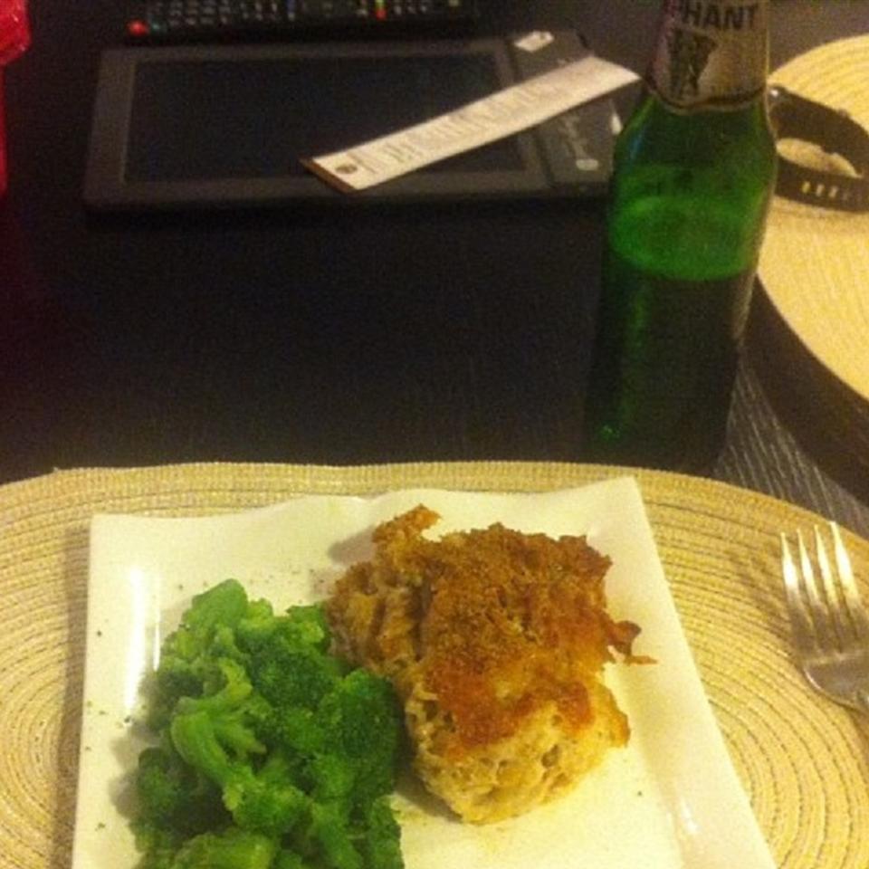 Fern's Tuna Casserole John R Douglas