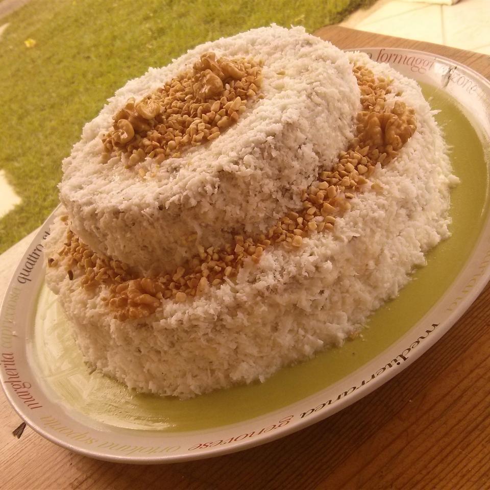 Carrot Cake Giselle Schaeffer