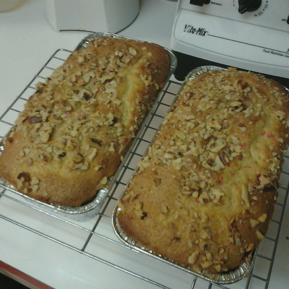 Pistachio Bread Billie