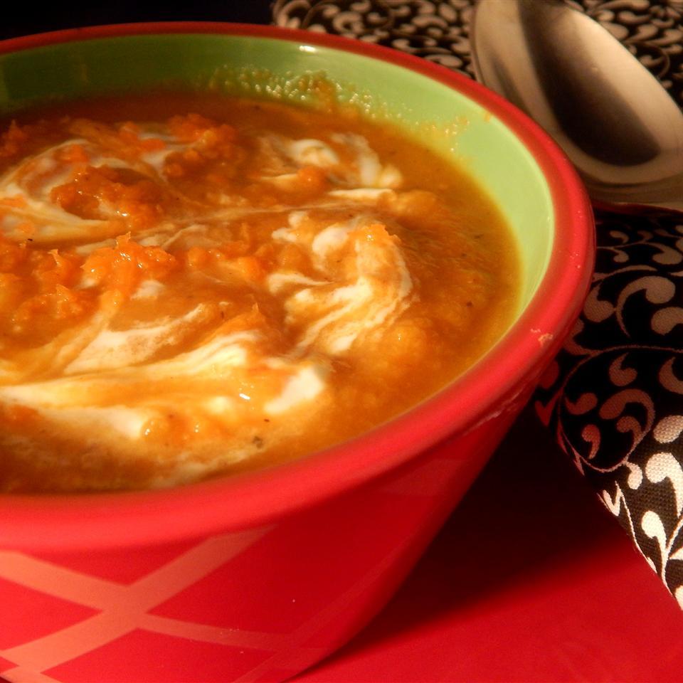 Simple Carrot Soup