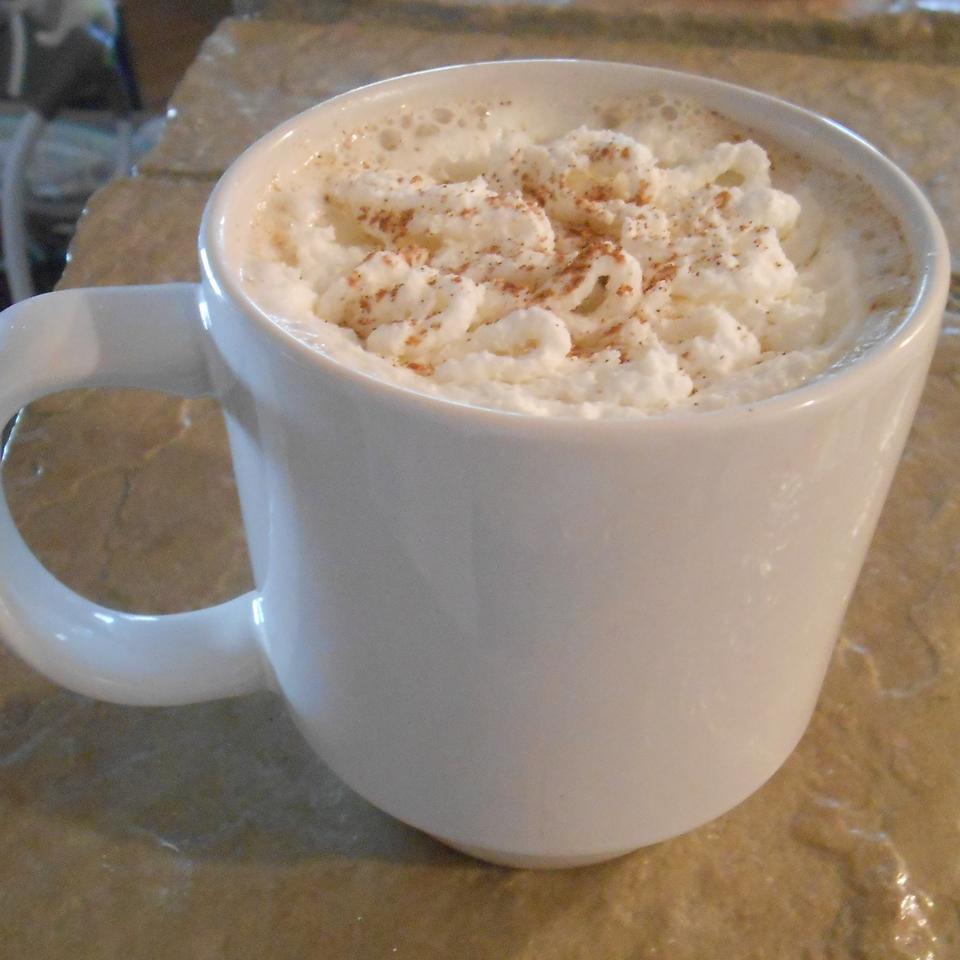 Pumpkin Spiced Latte Mrs Sarah