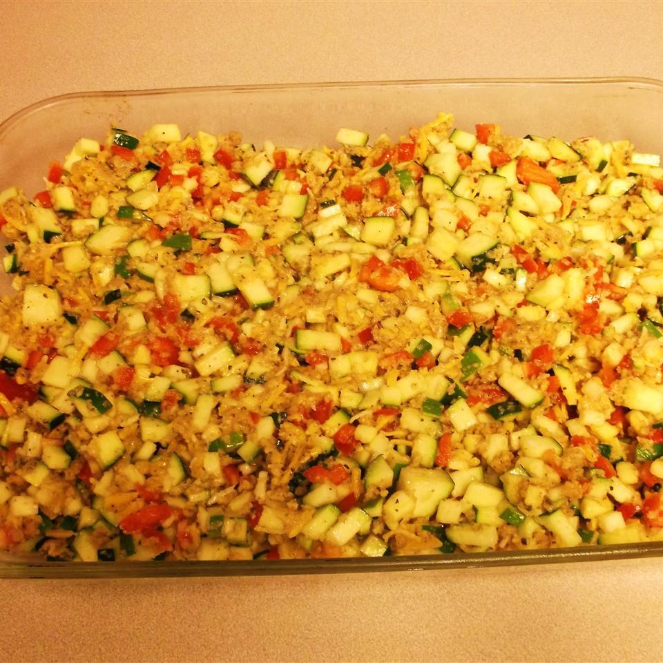 Zucchini Casserole I Ann Marie Natal
