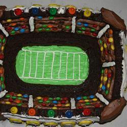 Too Much Chocolate Cake
