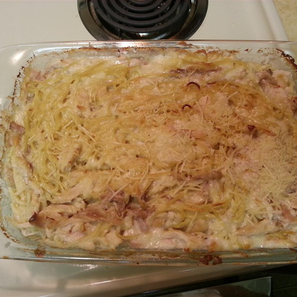 Turkey Tetrazzini II Courtney Williams