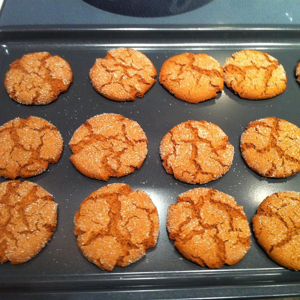 Amazing Ginger Snaps