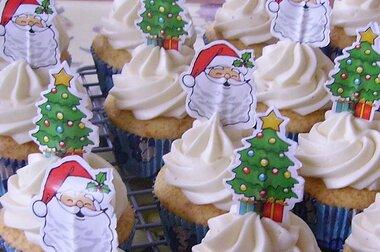 eggnog cupcakes recipe