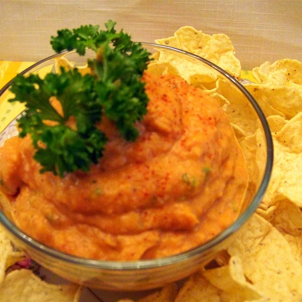 Spicy Cannellini Dip R. Holland