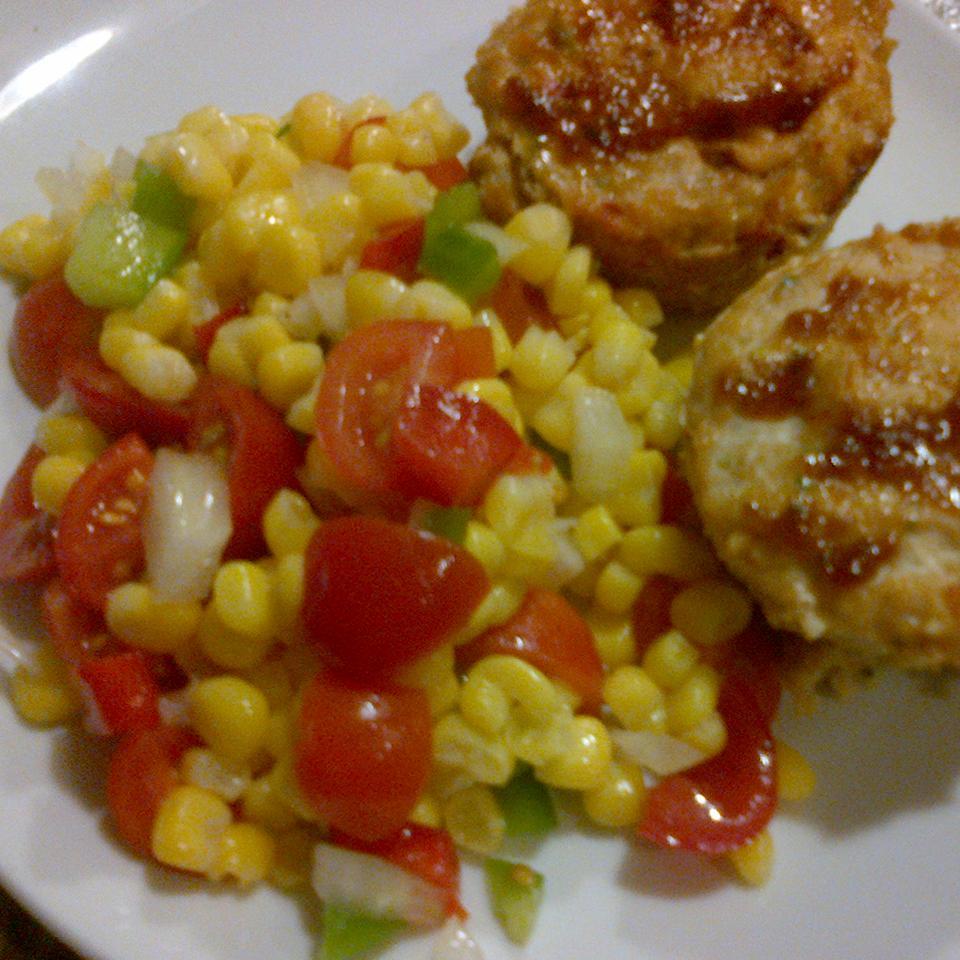 Summer Anytime Crisp Corn Salad Kaleo