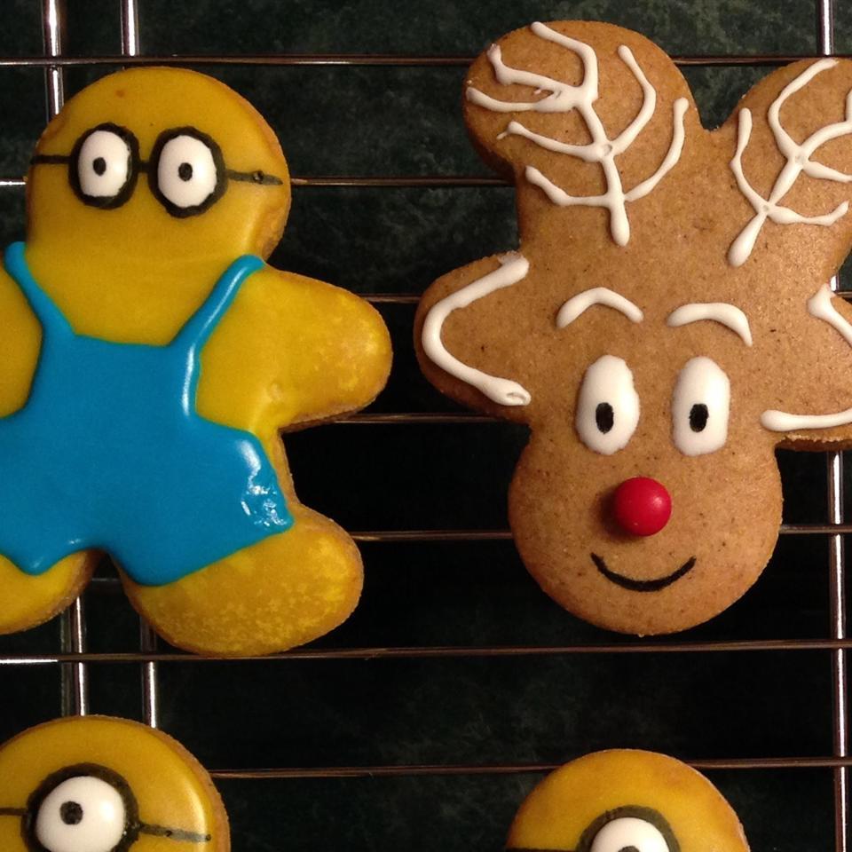 Gingerbread Cookies Heather