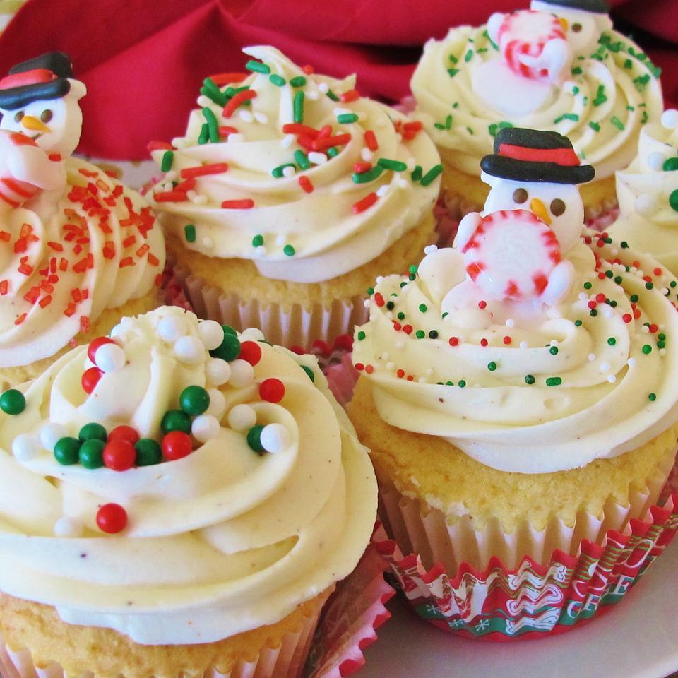 Eggnog Cupcakes naples34102