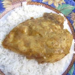 Curried Honey Mustard Chicken kimbernic