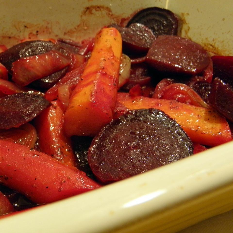 Purple Beet, Carrot, and Onion Medley Jennifer