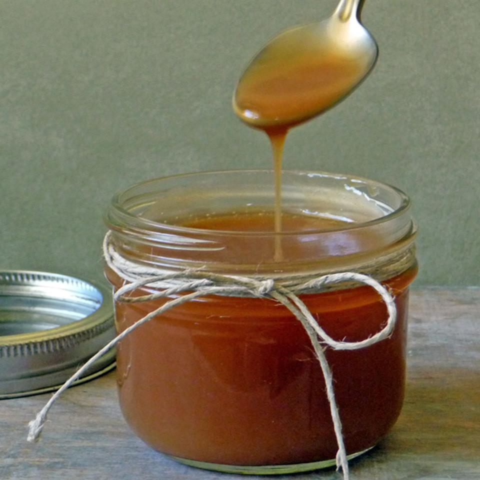 Salted Caramel Sauce Life Tastes Good