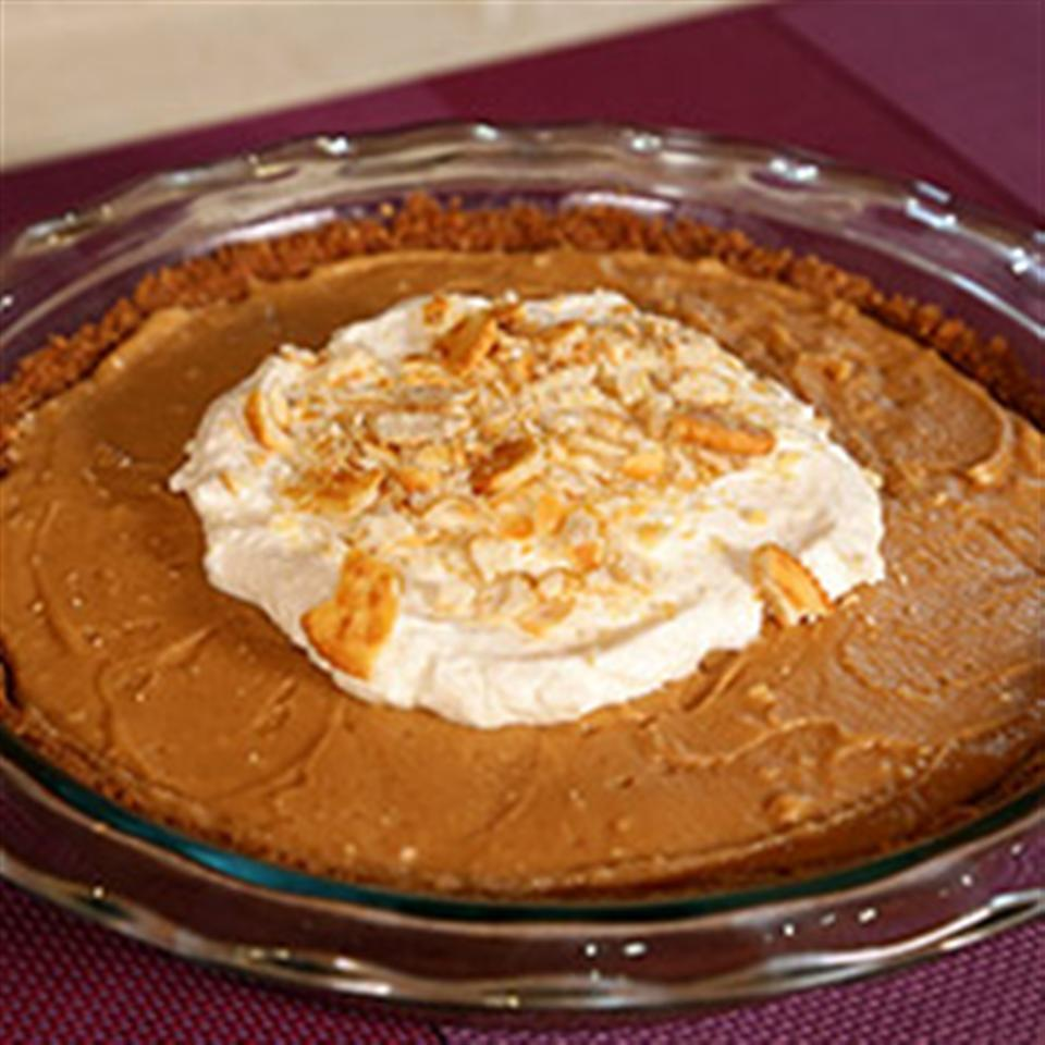 RITZ Humble Pie with Peanut Butter Mousse, created by Serendipity 3