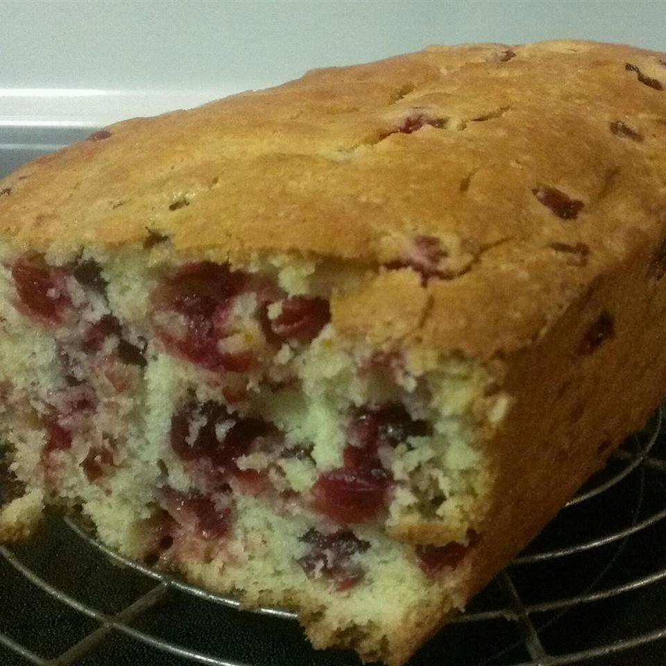 Grandmother's Famous Cranberry Bread Erin