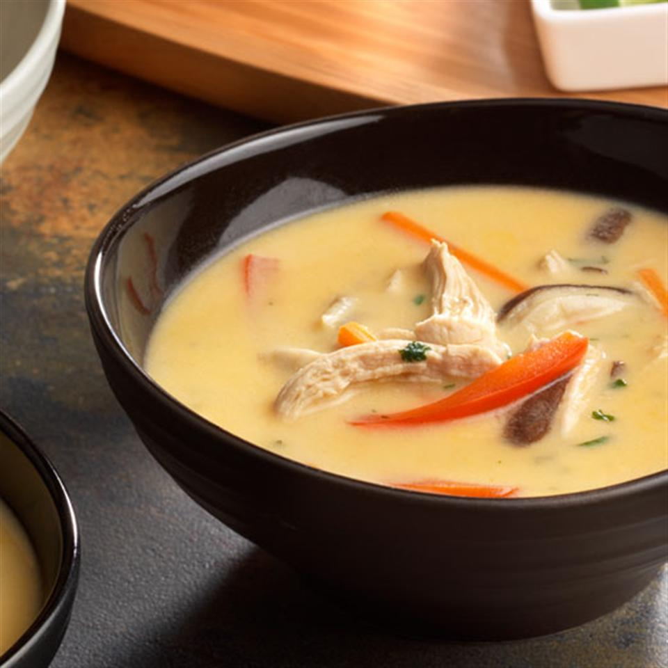 Thai Chicken Vegetable Soup Trusted Brands